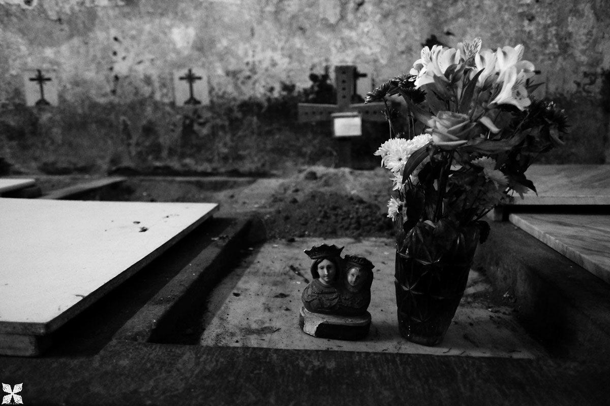 il Cimitero delle 366 Fosse