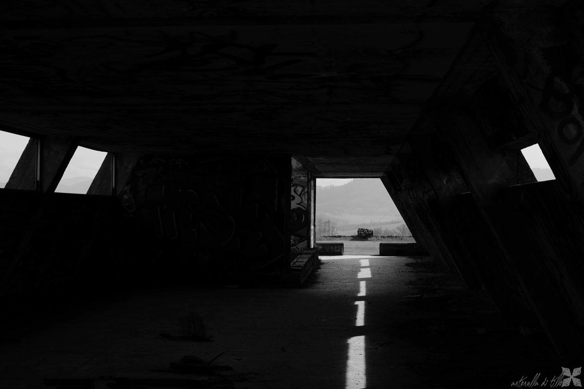 """all'interno del """"Mostro"""" di Bologna 15"""