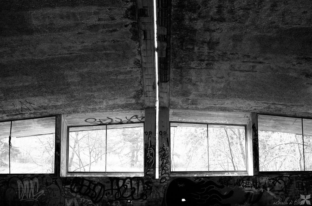 """all'interno del """"Mostro"""" di Bologna 7"""