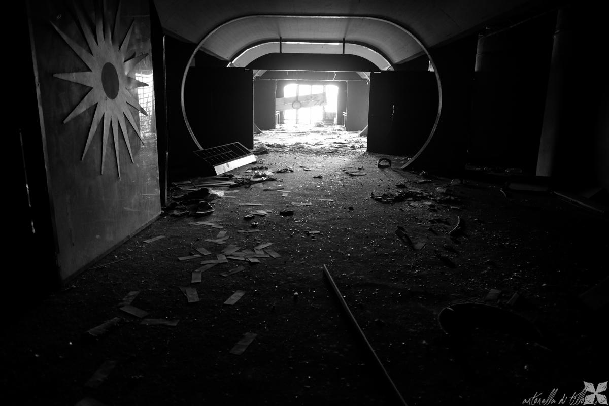 Marabù tunnel