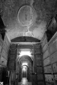 Ipogeo del cimitero delle 366 fosse